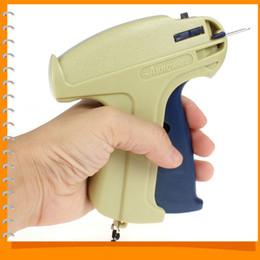 Tag plástico durável da etiqueta de preço da roupa do vestuário que etiqueta o Tagger da arma de Fornecedores de flores de malha padrões livres