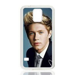 Wholesale One Direction Phone Cases - One Direction Niall Horan for samsung galaxy S3 S4 S5 S6 note2 note4 note3 hard plastic cell phone back cover case