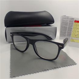 dc2b4616b3 High quality Brand Designer Fashion Men Sunglasses UV Large frame 54mm  Protection Outdoor Sport Vintage Women Sunglasses Retro Eyewear box