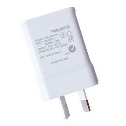 Australie Nouvelle Zélande Bonne Qualité 5 V 2A AU Plug USB AC Alimentation Murale Chargeur de Maison pour Samsung Galaxy Note 2 3 4 5 N7100 S5 S4 S6 S7 30Pcs ? partir de fabricateur