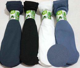 Wholesale Cheap Beige Dresses - Wholesale-2016 Wholesale Cheap High Mens Socks Mens dress Socks High Quality Business Male Socks Transparent Elite Sock 40pairs lot