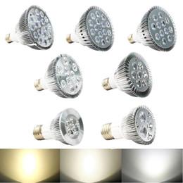 Wholesale Dimmable Par38 Led Bulb Light - Dimmable par20 Spotlight par38 par30 Led Bulb 85-240V 9W 12W 15W 18W 24W 30W E27 par 20 30 38 LED Lighting Spot Lamp Light Downlight