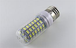 Wholesale E27 36led - Ultra Bright SMD5730 E27 GU10 B22 E14 G9 LED lamp 7W 12W 15W 18W 220V 110V 360 angle SMD LED Bulb Led Corn light 24LED 36LED 48LED 56LED