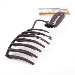 Wholesale Wholesale Hair Styling Devices - Wholesale-LaniGood Noble Style Korean Hairdressing Hair Comb Device