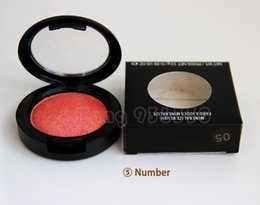 Wholesale Mineralize Blush 12g - Wholesale-New MINERALIZE BLUSH 12g(1pcs lot)