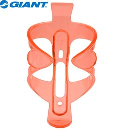 Wholesale Giant Bottle Cages - Giant bike bicycle cycling MTB Liv PC Water Bottle Cage Ultralight water Bottle Cage Holder Standard,7 Colors for reference