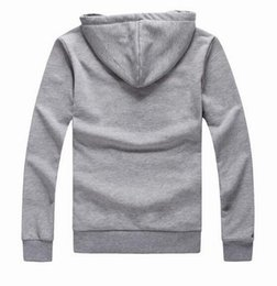 Wholesale Class Clothes Men - HOT sale sweatshirt men Carriage letter flocking thickened men' neck long-sleeved pullover hoodie clothes class service lovers mens clothing