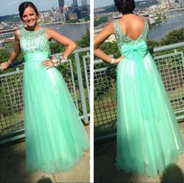 Wholesale Vintage Sequin Chiffon Maxi - Prom Dresses 2015 Vintage High Neck Backless Evening Dresses Long Wedding Party Dress Fitted Beach Maxi Prom Dress Formal Cheap Events Gowns
