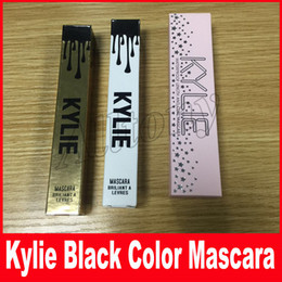 Wholesale Full Waterproof - Kylie Jenner Magic thick slim waterproof mascara Gold Birthday edition holiday silver i want it all pink mascara