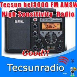 ricevitori a corto raggio Sconti Radio BCL3000 digitale FM AM Shortwave World 5 Band Stereo Radio trasmittente