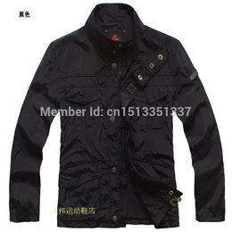 Wholesale Acrylic Shorts - Peuterey male jacket coat