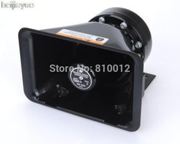 Wholesale Loud Siren Alarm - Hot sale New Arrival Selling Oblique Car Speaker 200W Can be Equipped With 200W Siren, Sound is Very Loud. High-Quality Speakers