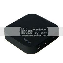 Wholesale Minix Neo X5 Android Tv - MINIX NEO X5 mini Android TV Box Mini PC Dual Core 1.6GHz 1G 8G WiFi USB RJ45 HDMI XBMC Media Player Smart Set
