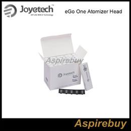 Wholesale Joye Kits - Joyetech Ego One Coils Joyetech replacement Coils for Ego One Starter Kits Joye Ego One CL Atomizer Head