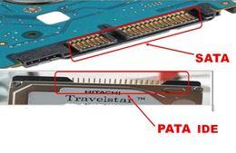 Wholesale Sata Laptop Hard Disk Drive - SATA HDD Hard Disk drive 2.5in 80GB 5400RPM for Laptop Hitachi Seagate Free shippng
