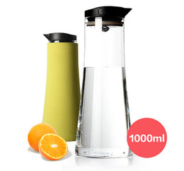 Wholesale Crystal Juice - Glass teapot juice glass cups drinkware kitchen accessories holiday gifts