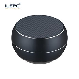 wheel speakers Promo Codes - Mini Wireless Speaker Bluetooth 4.1 Portable Colorful Metal Subwoofer Support TF Card With Multifunction Wheel Retail Box Better Charge 3