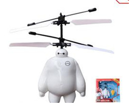 Wholesale Doraemon Figures - Christmas Gift Despicable Me 2, Baymax, Hello Kitty, Doraemon, Spider Man, Toys dolls Minions toys RC helicopter Action figure RC drone