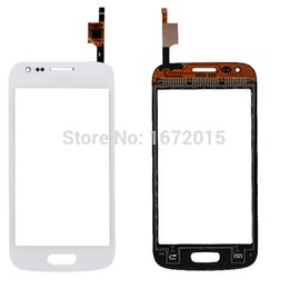 digitizer touch galaxy ace Promo Codes - Wholesale-White Touch Screen Digitizer For  Galaxy Ace 3 S7270 S7272 S7275 Glass Lens Replacement , Free shipping !!!