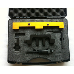 Wholesale Engine Timing - Wholesale-FREE SHIPPING 5 PCS Camshaft Alignment Timing Locking Tool Kit For BMW N42 N46 Engine Timing Tool