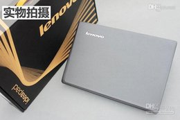 Wholesale Intel I5 - New Laptop PC Lenovo G460A-IFI Intel I5 14inch Laptop PC 2GB RAM 320GB HDD Computers Black silver Color DHL free shipping