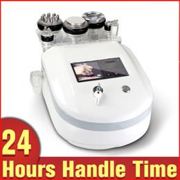 Wholesale Skin Tightening Cavitation Portable Machine - Portable Cavitation Rf Vacuum Fat Removal Bio Skin Tightening Body Shaping Machine