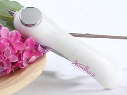 Wholesale Device Eye Dark Circles - Handheld Face Massager Massage therapy Skin Whitening Rejuvenation Facial Cleansing machine Skin Care Anti Aging Device