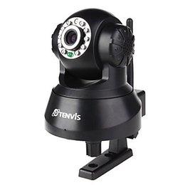 Wholesale Tenvis Wireless Pan Tilt Ip - TENVIS-Wireless Pan Tilt IP Camera (Night Vision, iPhone Supported)