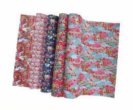Wholesale Origami Free Shipping - Free shipping Washi Paper Japanese paper for DIY origami crafts scrapbooking - 39 x 27cm 30pcs lot LA0070 wholesale