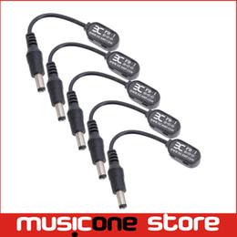 5 pcs ENO EX PD-1 Musical Accessoires Instrument Pièces Électrique Guitare Pédale D'effet Mini Câble D'alimentation MU0575 ? partir de fabricateur