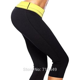 Wholesale Print Control - Wholesale-Women Control Panties Neoprene Slimming Pants Butt Lifter Waist Trainer Stretch Body Weight Loss Sweat-absorbent body shaper