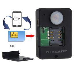 Wholesale Wireless Voice Monitor - GSM Voice Audio Monitor Wireless GSM Alarm System Anti-theft PIR A9 Infrared GSM Alarm GSM Alarm System PIR Infrared Sensor