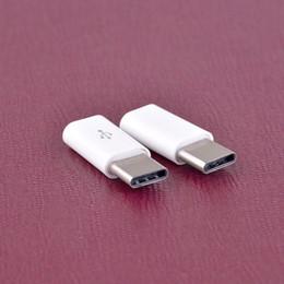 2019 adaptador de pin micro usb Tipo C USB 3.1 Tipo C macho a Micro USB 5 pines Microusb Cable cargador de datos para Macbook Letv Oneplus 2 Xiaomi rebajas adaptador de pin micro usb