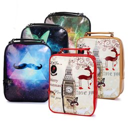 Wholesale Candy Color Vintage Backpack - Fashion Women Backpack Vintage Leather Casual Backpacks 2 Style Solid Color Animal Print School Colleage Bag Candy Colors