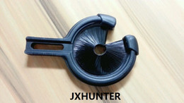 Wholesale Brush Bow - 1 PK NEW bow brush arrow rest medium size whisker biscuit black color arrow replacement brush