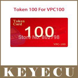 Wholesale Calculator Immo - Wholesale-100 Tokens for SuperOBD VPC-100 Handheld PIN code Calculator VPC100 IMMO Key code Reader