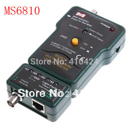Wholesale Network Cable Tester Meter - Multi Network Cable Tester Meter RJ45 BNC Tests MS6810 order<$18no track