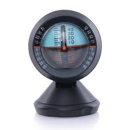 Canada outil voiture inclinomètre niveau jauge indicateur indicateur d'équilibrage de gradient pour véhicule tout-terrain et auto-conduite fournitures de voyage Offre