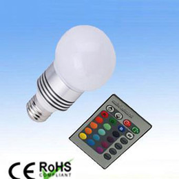 Wholesale 24v Led Light Bulbs G4 - Remote Control Rechargeable LED Bulb Light with no hazardous to Enviroment and Eyes Protected Lighting Enjoying Surrounding