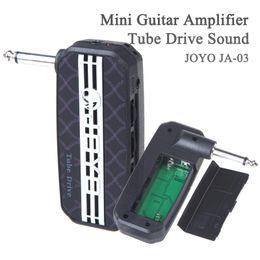 2019 мини-гитара joyo Tube Drive звук Aux In Jack гитарный усилитель играть вместе с MP3 без Distrubing других людей JOYO JA-03