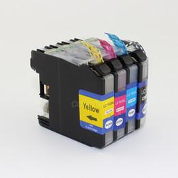Chaude en Amérique du Nord, Cartouche d'encre compatible LC103 AVEC PUCE pour le frère DCP-J152W MFC-J245 MFC-J285DW MFC-J450DW MFC-J470DW MFC-J475DW ? partir de fabricateur