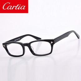 Wholesale Goggles Myopia - optical frames 5017 glasses for men women the myopia acetate frame material frame eyewear torotise reading optical frames wholesale