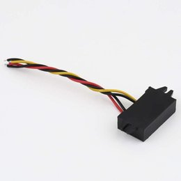 Wholesale Dc 12v 5v Converter - 1pcs DC Voltage Regulator Converter 15W 12V To 5V 3A Module Car Power supply New