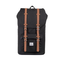 Wholesale Branded Gym Bags - Outdoor Backpack Fashion H Brand Backpack Hight Quality School Bag Free Shipping Casual outdoor Oxford cloth waterproof knapsack
