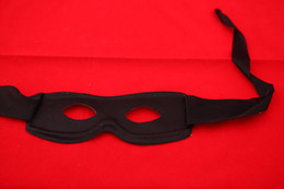 Wholesale Men Party Themes - Zorro Mask Eye Mask for Theme Party Masquerade Costume Halloween One Size Fit Most Adult And Child