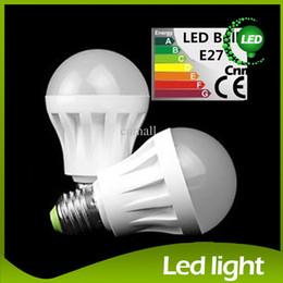 Wholesale E27 2835 9w - New Arrival LED Globe Bulb 3W 5W 7W 9W LED Bulb Light 85-265V E27 Led Lamp 2835 Led Light Globe Bulb Light