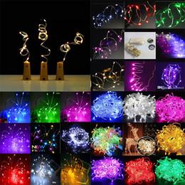 Wholesale Led Cool - Led strings Christmas lights crazy selling 10M PCS 100 LED strings Decoration Light 110V 220V For Party Wedding led Holiday lighting