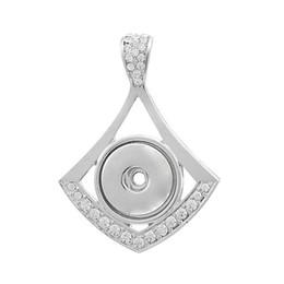 2019 lampwork murano vetro perline animali Vintage Noosa charms Pendente Gigger con cristallo Snap rame per collana e bracciali gioielli fai da te Valentine, s giorno regalo N71