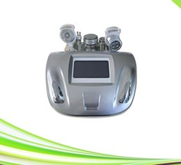 Wholesale Liposuction Machines For Sale - 5 in 1 ultrasonic liposuction cavitation rf radio frequency face lifting ultrasonic cavitation slimming diode laser machine for sale