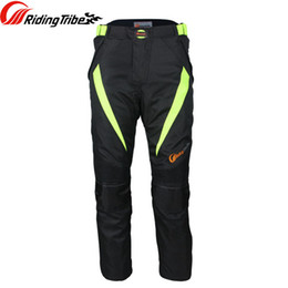 Wholesale Motorcycle Motorbike Pants - Riding Tribe HP-08 knight riding motorcycle racing pants clothes motorbike trousers drop resistance pant waterproof breathable summer winter
